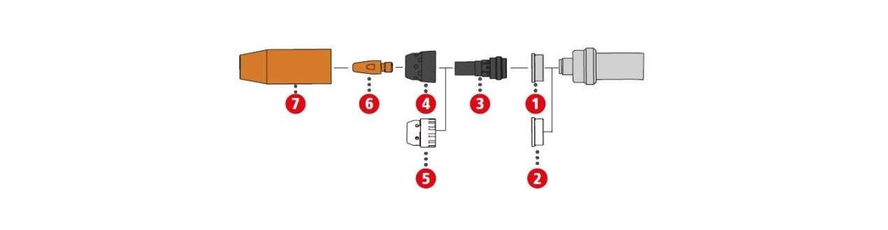 Verschleissteile für MTG 250i / MTB 250i G ML