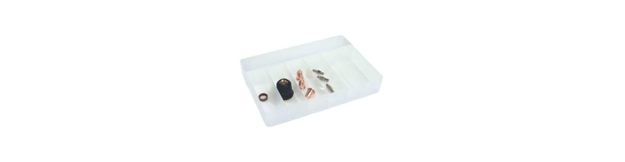 Plasmaverschleißteile für Plasmabrenner MT 25 K / MT 35 K