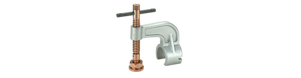 Halbklemmen für Rohrbearbeitung 48-mm-Rohre