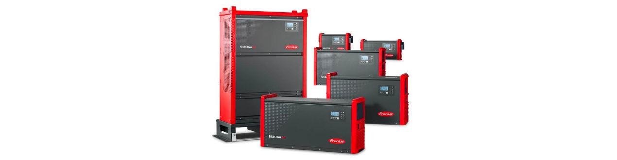 Ladegeräte für Blei- Säure Batterien