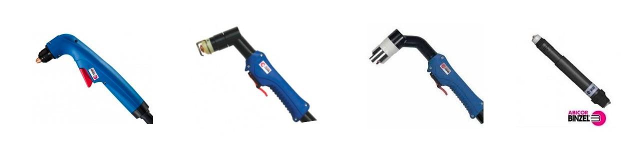Plasmaschneidbrenner Abicor Binzel