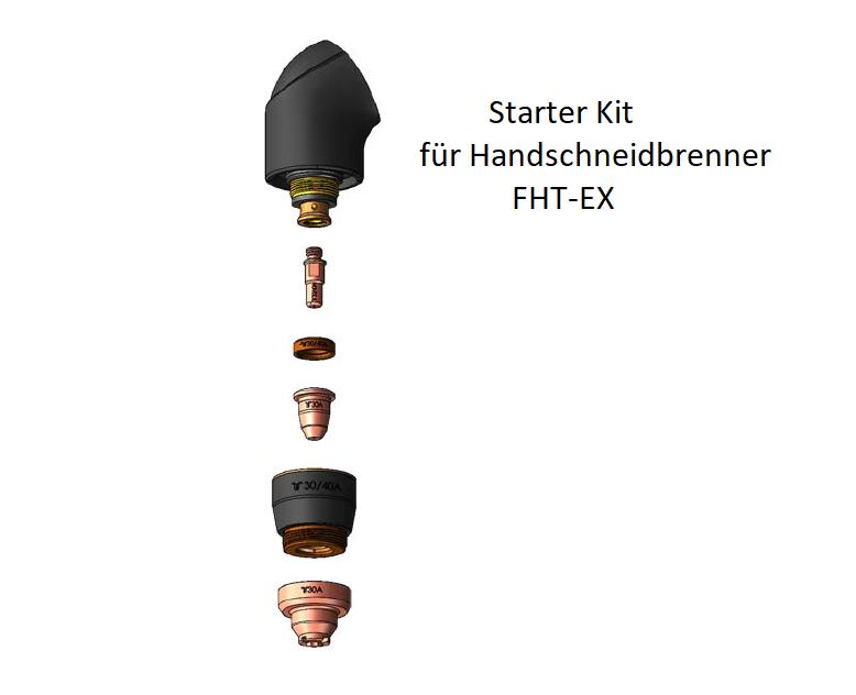 Starterkit für FHT-EX Schneidbrenner