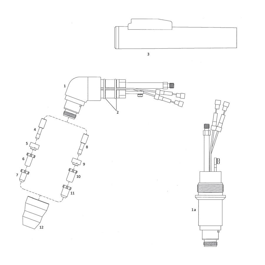 Thermal Dynamics - PCH25/ 26/28/38® PCH/M35/40 - Nachbauten