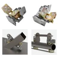 Magnetkraft für Laschen und Metallteile